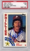 Mike Schmidt PSA/DNA Certified Authentic Autograph - 1984 Topps