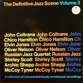 The DEFINITIVE JAZZ SCENE  Volume 3