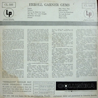 ERROLL GARNER - GEMS Record/LP (6-Eye)
