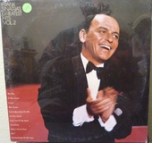 FRANK SINATRA'S GREATEST HITS VOL 2 Record/LP (SEALED)