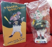 OAKLAND A's ATHLETICS  - STOMPER BOBBLE BELLY (Collectors Edition - New)