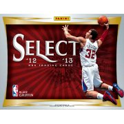 2012/13 PANINI SELECT BASKETBALL HOBBY 12CT CASE