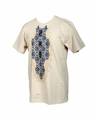 NXe Ebiza Paintball T-Shirt - Cream - X Large