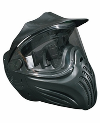 Vents Helix Single Goggle Black