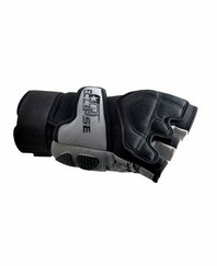 Planet Eclipse 2010 Gauntlet Paintball Gloves - Black - 2X Large
