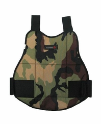 Core Reversible Camo Paintball Chest Protector