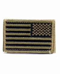 VDT US Flag Patch with Velcro Fastening