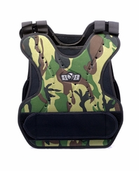 Gen X Camoflauge Chest and Back Protector