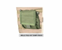 MOLLE Fold Out Dump Pouch