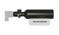 T68 Paintball Gun HPA 3000psi Compressed Air Tank (Empty)