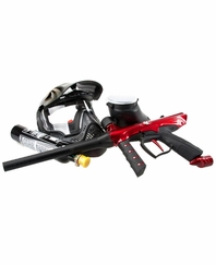 Tippmann Gryphon Power Pack Complete Paintball Package