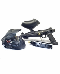 Tippmann US Army Carver One Power Pack Paintball Marker Package
