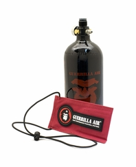 Guerrilla Air 48ci 3000 psi HPA Tank and FREE Barrel Cover