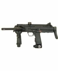 BT TM7 Close Quarters Paintball Marker Package