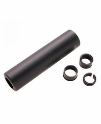 Lapco Fake Supressor-Silencer For Paintball Barrel