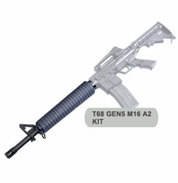 T68 M16A2 Paintball Gun Kit