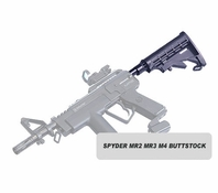 Spyder MR1 MR2 MR3 M4 Carbine Buttstock