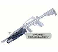 M203 Military Grenade Launcher for Tippmann 98