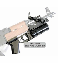 RAP4 AK47 40mm Grenade Launcher