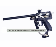 RAP4 Black Thunder Storm Paintball Marker