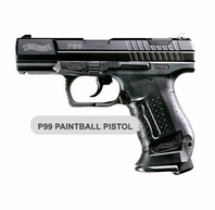 RAM P99 Paintball Pistol (Internal Air)