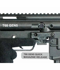 T68 Gen5/Milsig Paintball Gun Quick Magazine Release