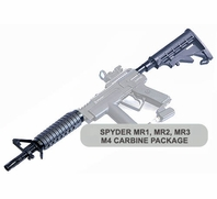 Spyder MR2 MR3 Carbine Kit (Marker not included)