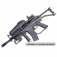 Extreme Enforcer Package with Tippmann X7