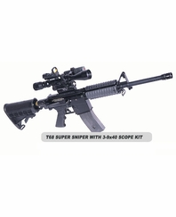 T68 Super Sniper with 3-9x32 Scope Kit with Marker