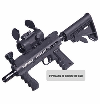 Crossfire CQB Package with Tippmann 98