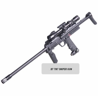 BT TM7 Sniper Paintball Gun Package