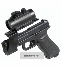RAP4 Combat Paintball Pistol CQB