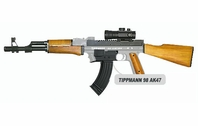 AK47 Complete Kit for Tippmann 98