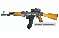 AK47 Complete Kit with Tippmann 98