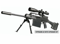 Machine Gun Upgrade Kit with Tippmann A-5
