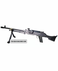 T68 M240 Paintball Machine Gun