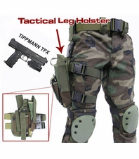 Holster and Magazine Package for Tippmann TPX Paintball Pistol