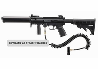Stealth Basic with Tippmann A-5