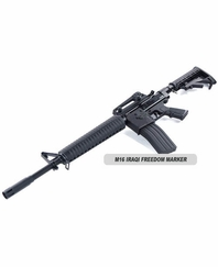 M16 Iraqi Freedom Paintball Gun