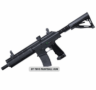 BT TM15 Paintball Gun Package