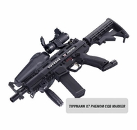 CQB Kit with Tippmann X7 Phenom