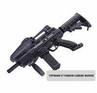 Carbine Package with Tippmann X7 Phenom