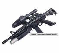 M203 Military Grenade Launcher Kit with Tippmann X7 Phenom