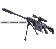 SOCOM .50 Cal Sniper Kit with Tippmann A-5