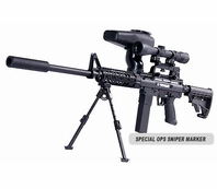 Special Ops Sniper Kit with Tippmann X7 Phenom