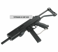 UMP Kit with Tippmann A-5 Marker Package