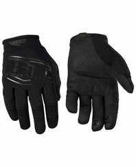 BT ZE Sniper Full Finger Paintball Gloves - Black