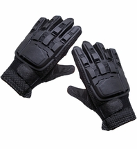 Sup Grip Armor Paintball Gloves (Regular - Black)