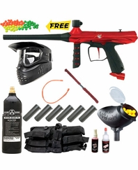 Gryphon Semi Automatic Paintball Gun MEGA Set