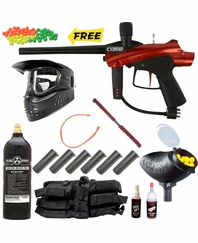 JT Cybrid Paintball Gun MEGA Set